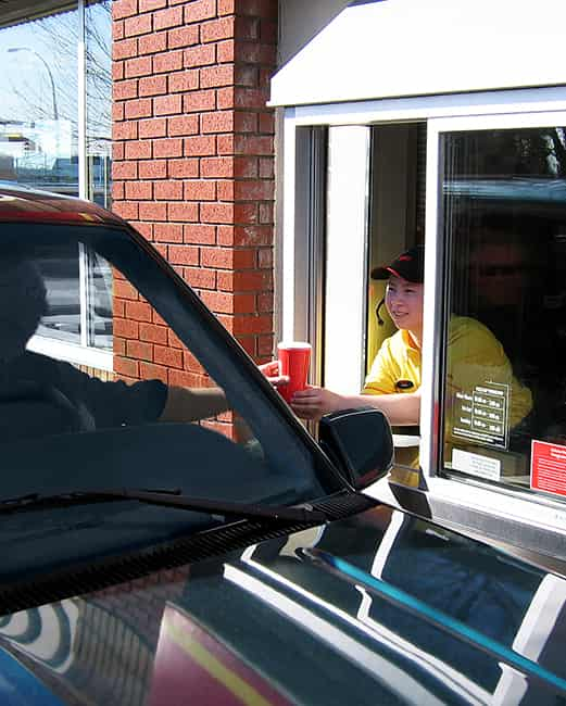 Pass Thru Amp Drive Through Window Systems A Franke Company